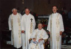 Father Ehrens, Father Mackin, Father O'Hara, Father Barnum